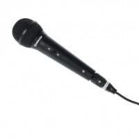 Мікрофон Defender MIC-130 кабель 5 м, чорний