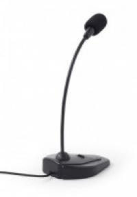 Мікрофон Gembird MIC-D-01 чорний