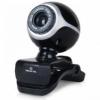 Web камера REAL-EL FC-100 Black 1.3Mp