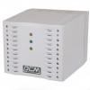 Стабілізатор Powercom TCA-3000 (білий) ступінчастий, 1500Вт, вхід 220В +/- 20%, вихід 220V +/- 7%